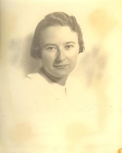Edith King nee Turner - Helen's Cousin