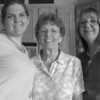 Tanya, Mom and me.  October 2011