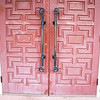 Red Door, Mission Santa Clara, est 1777<br /> Santa Clara, California July 2009
