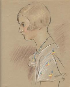 Helen E Friedrich - Pastel 1