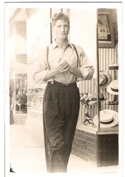 Grandpa Wade McGill