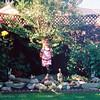 Bree at Great Grandma's house<br /> Santa Clara, California July 2009