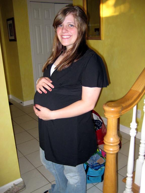 Bri pregnant???