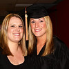 Granddaughters Megan & Brooke at Brooke's Graduation, May 10, 2008, U of Montana