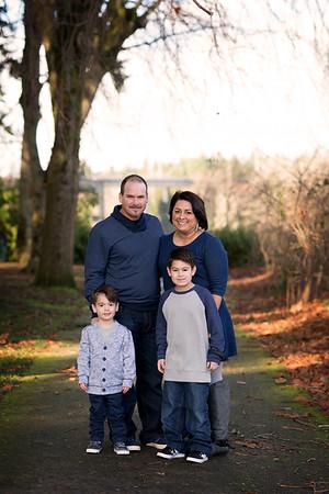 Family Pics Fall 2014