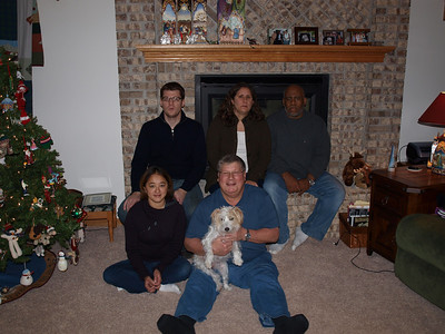 Family Pics Thanksgiving 2010