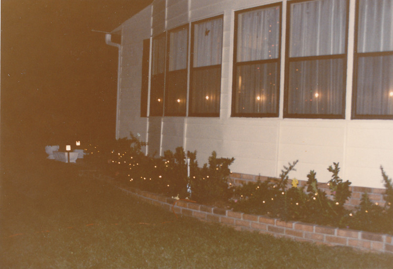 Christmas in Florida--1985
