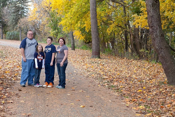 Family Pictures-Fall 2012