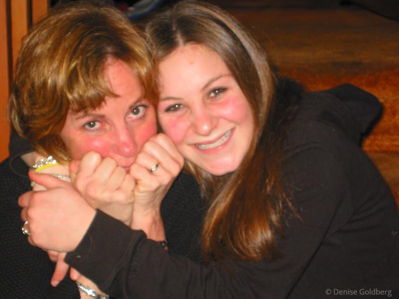 Amy and Bari