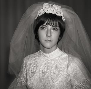 Scoti wedding portrait