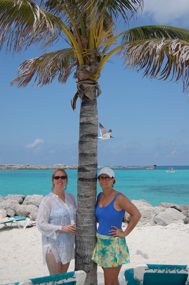 Jill and Doreen - Cruise in May