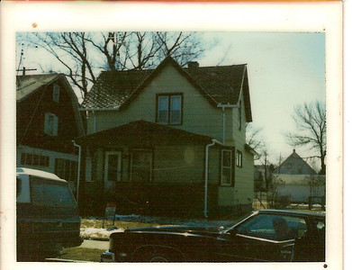 Our first home in Sheboygan
