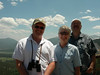 Harry, Cindy and Bob at Rocky Mountain National Park