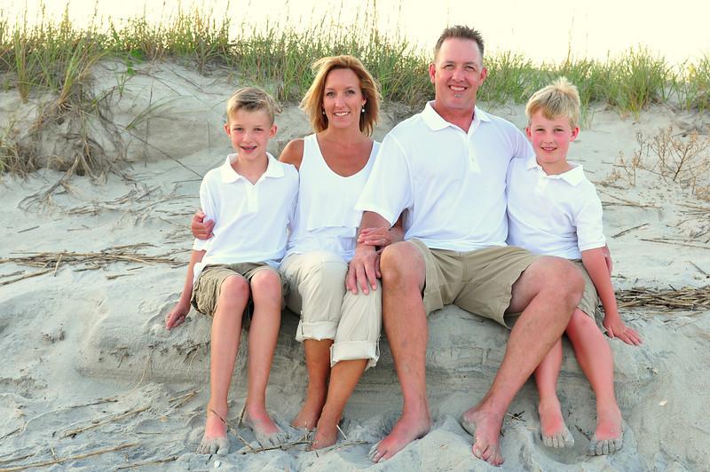 Holden Beach, NC is a great beach destination.