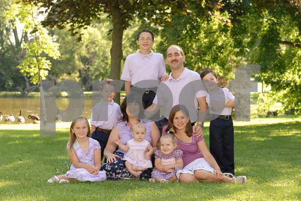Family Portraits Sample