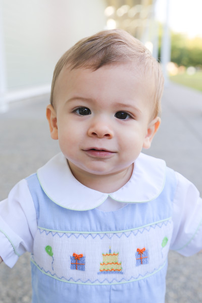 William Bounds 1 Year-6
