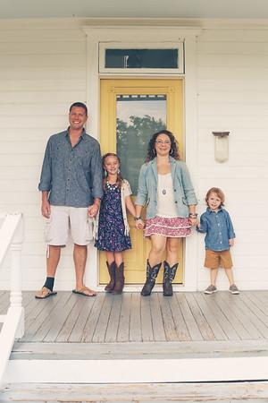 Culvey Family 2014