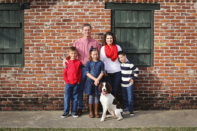 Moore Family Fall 2014-2