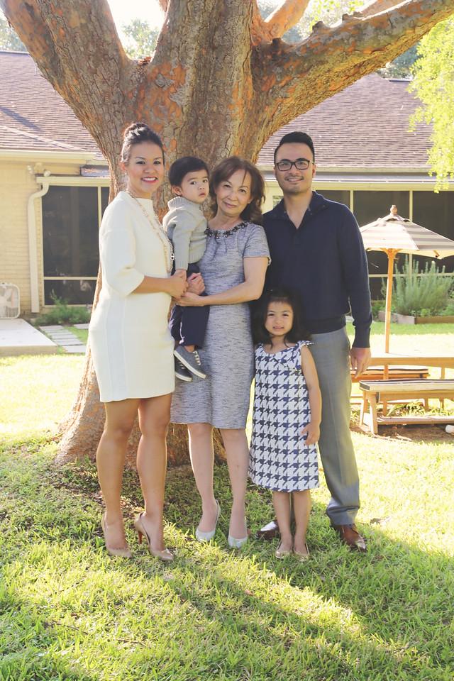 Pham-Nguyen Family 2014-18