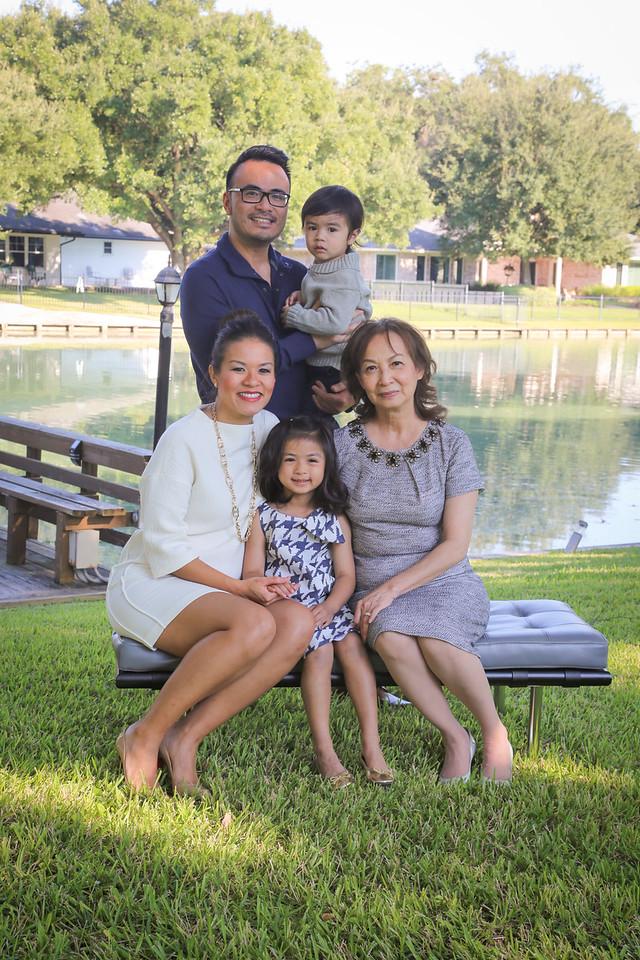 Pham-Nguyen Family 2014-1