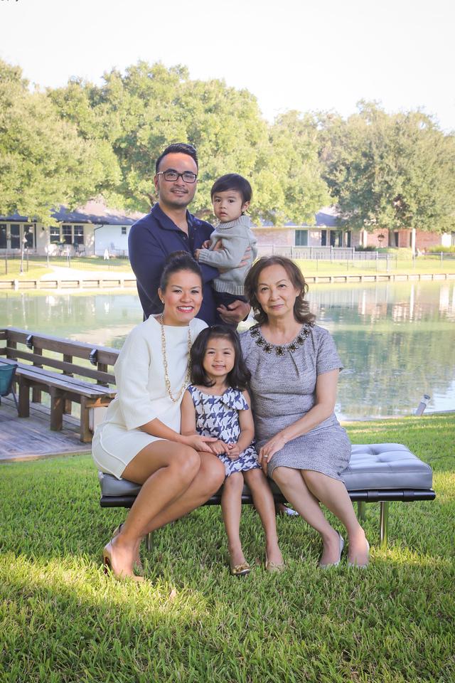 Pham-Nguyen Family 2014-2