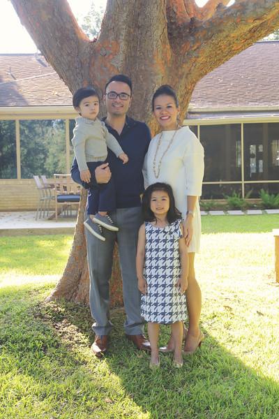 Pham-Nguyen Family 2014-19