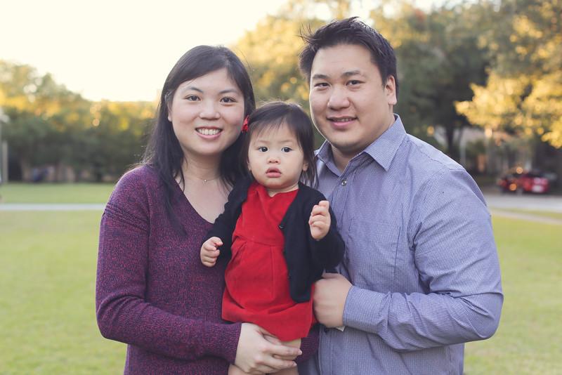 Tsai Family Fall 2014-16