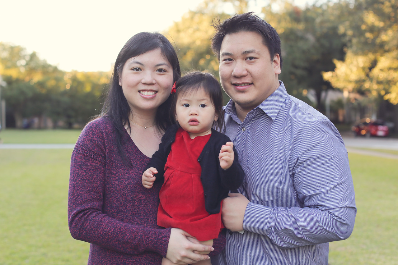 Tsai Family Fall 2014-16