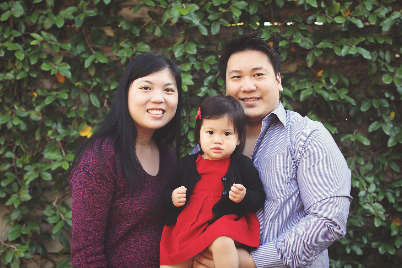 Tsai Family Fall 2014-2