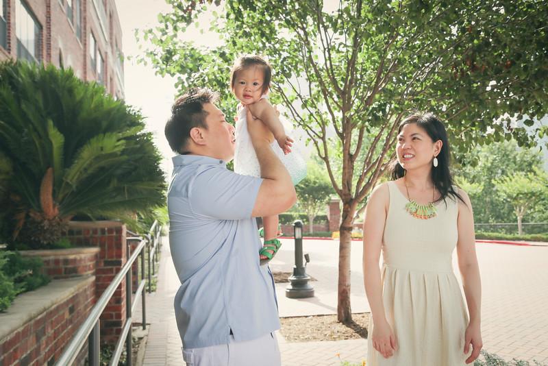 Tsai Family 2014-15