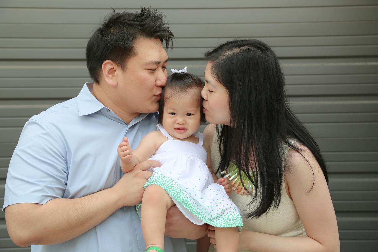 Tsai Family 2014-5
