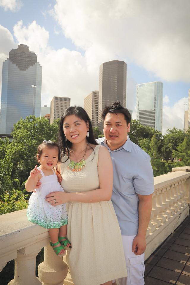 Tsai Family 2014-18
