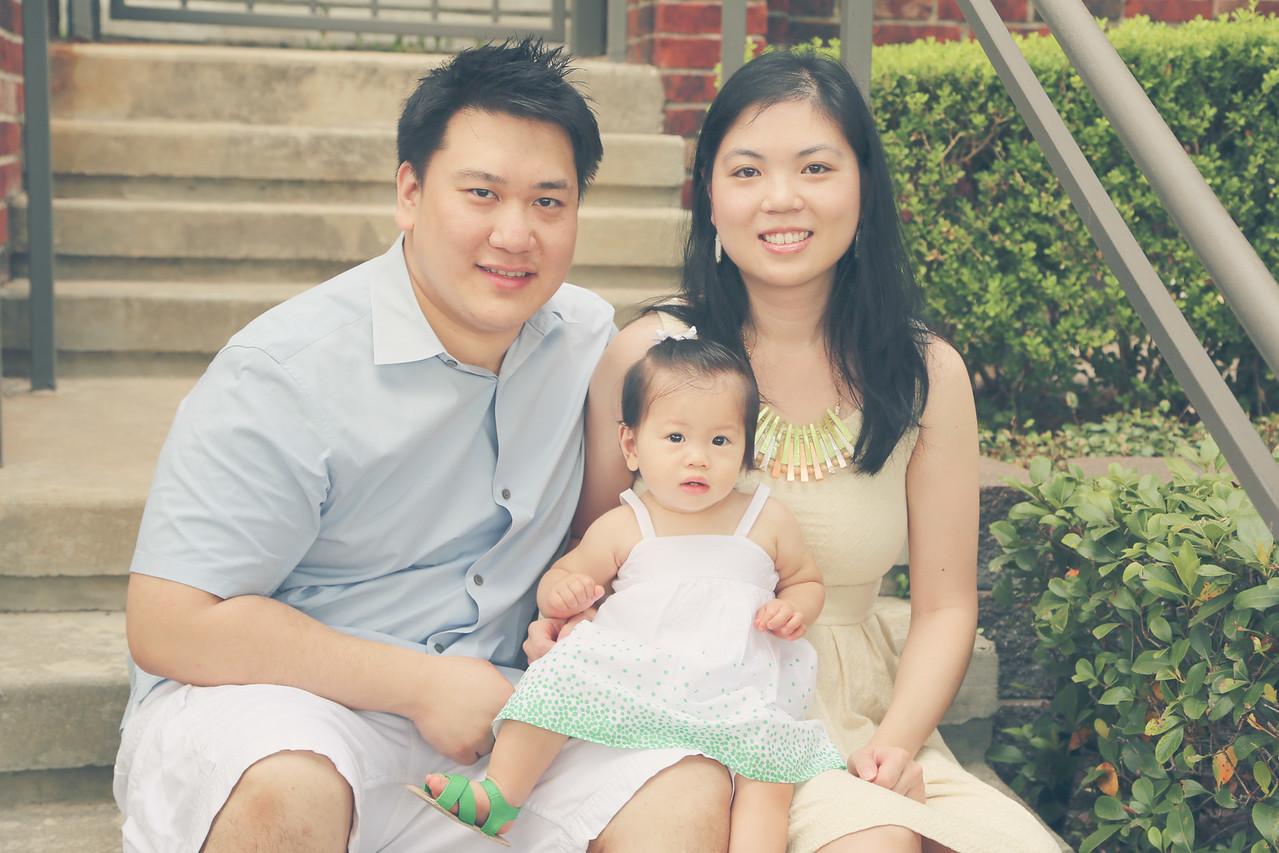 Tsai Family 2014-12