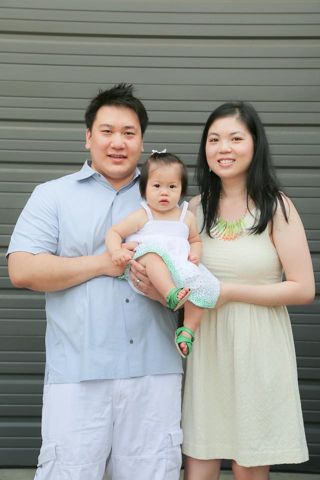 Tsai Family 2014-1