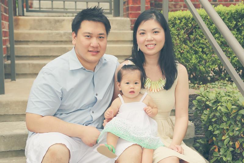 Tsai Family 2014-10