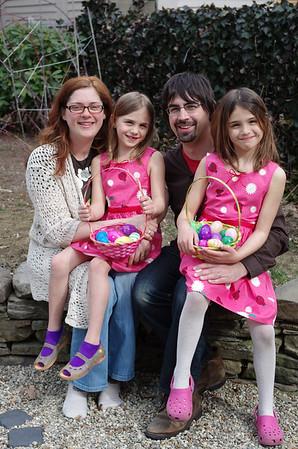 Easter family #2.