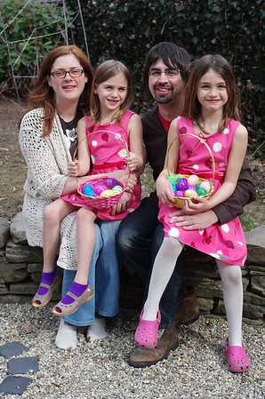 Easter family #3.