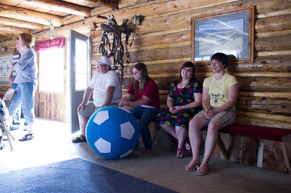 Family Reunion 2013 - May Family Farm