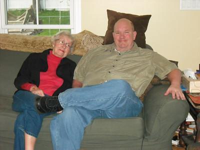 Mom and Jim