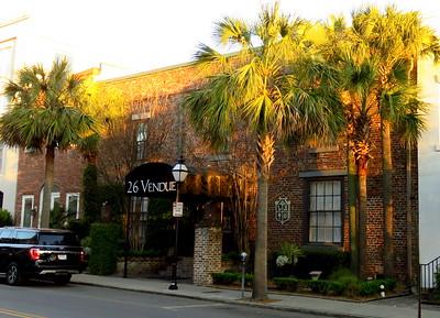 The Vendue Annex - our hotel, the French Quarter, Charleston, SC, march 23, 747am IMG_7433