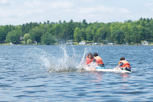 Jameel makes a big splash