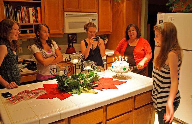 Rachel's 14th birthday