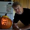 10-31-10  Happy Halloween!  A John-O-Lantern