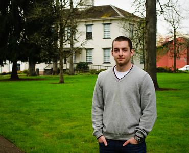 Grant: College Senior Pictures