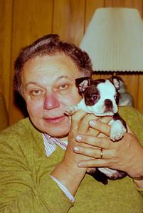 Bambi (Dog), Norm Jelinek