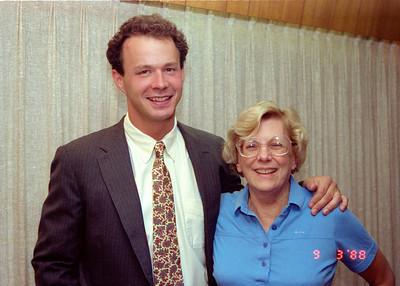 Betty Jelinek, Sean O'Brien