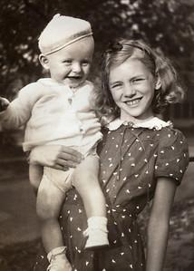 Betty Wiedlund, Don Wiedlund