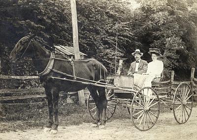 Bertha Starr Ferguson and Henry Ferguson