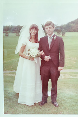 Bob and Sydney Wedding Album