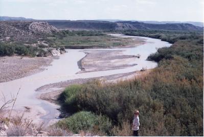 Rio Grande Big Bend National Park